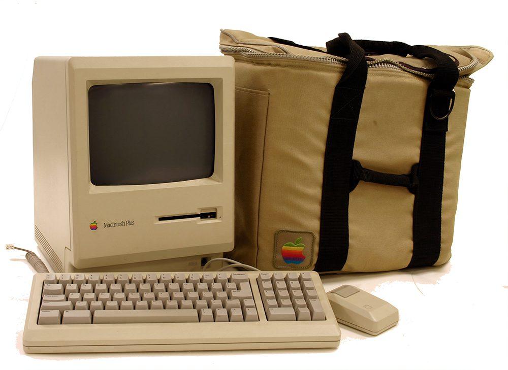 Origen tecla comando apple mac