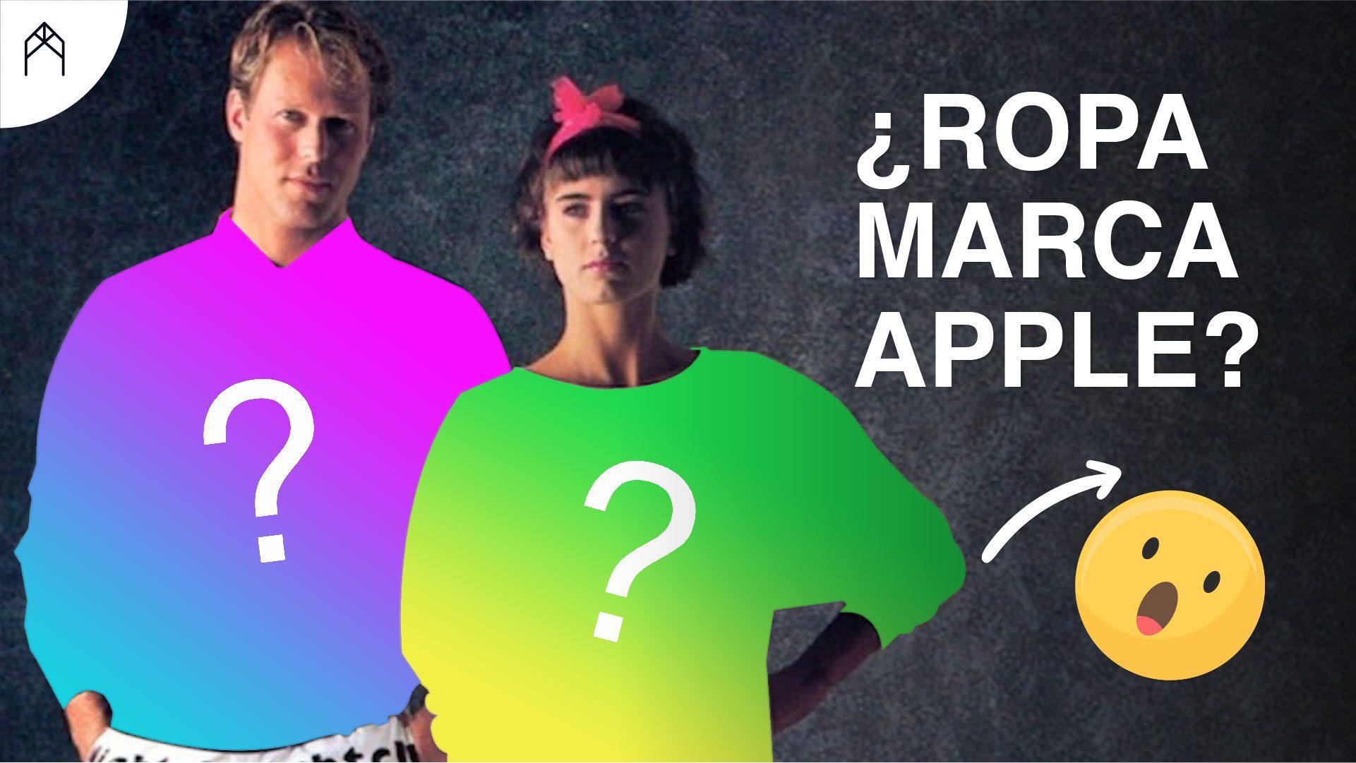 Apple sacó su propia marca de ropa